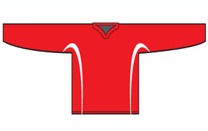 PearSox League Jersey - Red