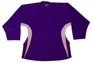 Tron SJ 200 Dry-Fit Jersey - Purple/Silver/White